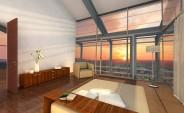 GEWA Tower - Schlafzimmer