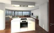 GEWA Tower - Küchenblock
