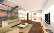 GEWA Tower - Wohnzimmer