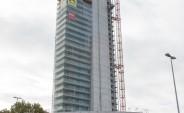 GEWA Tower Rohbau 22.08.2016