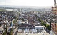 GEWA Tower Aussicht Fellbach - Stuttgart